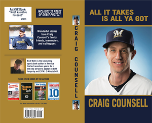 Craig Counsell- All It Takes Is All You Got