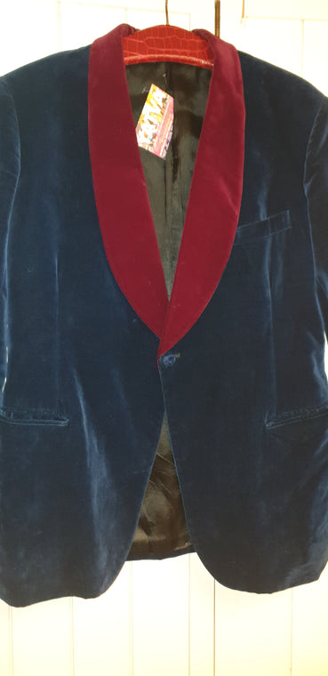 1950s Tailored Teddy Boy Jacket