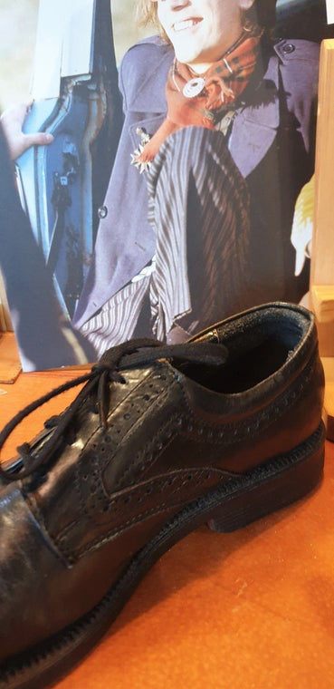 1980s Freelander Brogue Shoes