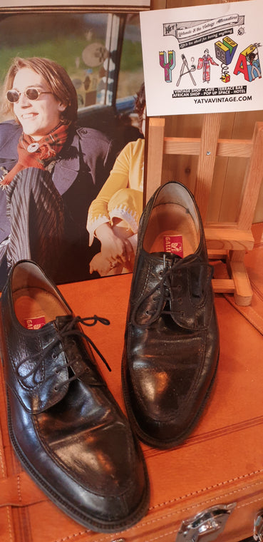 1980s Gallus Classic Fashion Shoes