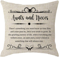 ITFRO Funny Present to Uncle with Funcle Definitions Beige Burlap Body Sofa Decorative Throw Pillow Case Cushion Cover Square 18x18 Inch