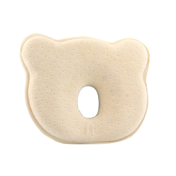 Hot Infantil Newborn Baby Pillow Baby Room Soft Infant Baby Pillow Prevent Flat Head Memory Foam Cushion Sleeping Support