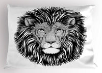 Indie Pillow Sham Decorative Pillowcase 3 Sizes Bedroom Decor
