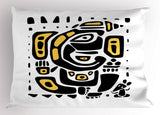 Asian Pillow Sham Decorative Pillowcase 3 Sizes Available for Bedroom Decor
