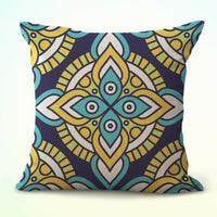 US Seller-set of 4 home living accents mandala perfection bohomian cushion cover