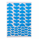 38x Cloud Removable Wall Stickers Decals Kids Baby Nursery Room Home Decoration