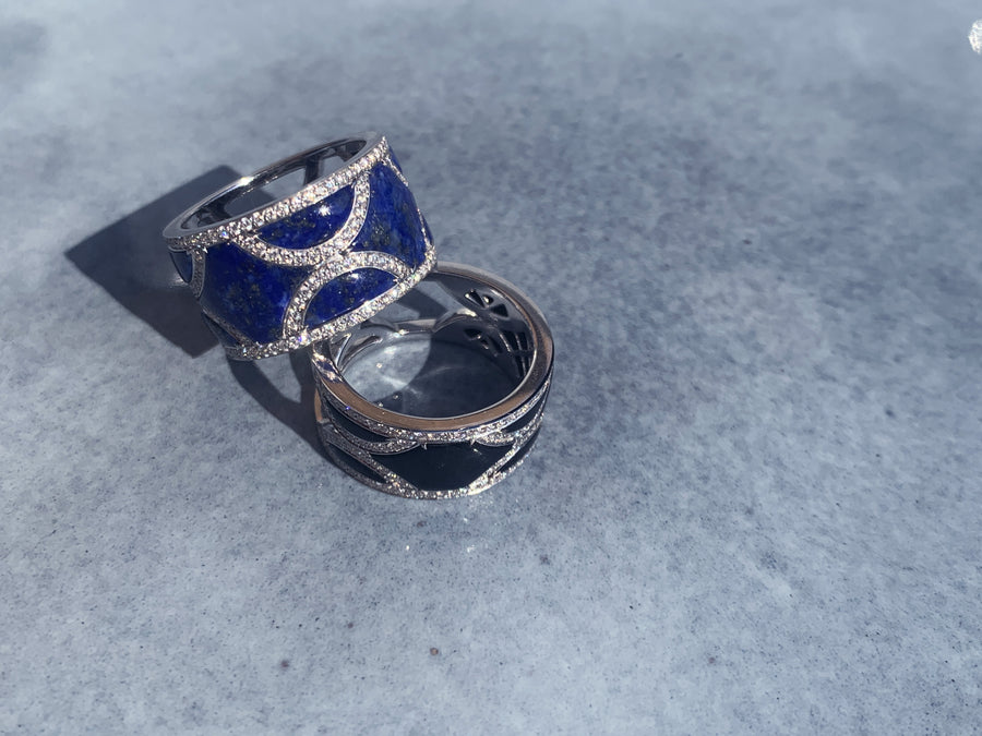 CITY RING LAPIS
