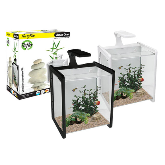 Aqua One Reflex 35 Glass Aquarium - 35L (Store Pickup)