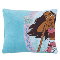 Disney Princess Decorative Toddler Pillow, Pink