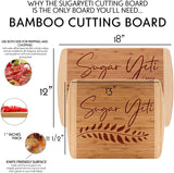 Personalized Gifts Cutting Boards for Kitchen Mothers day Gifts Cutting Board Wedding Gifts For The Couple Bridal Shower Gifts Housewarming Gifts - M7