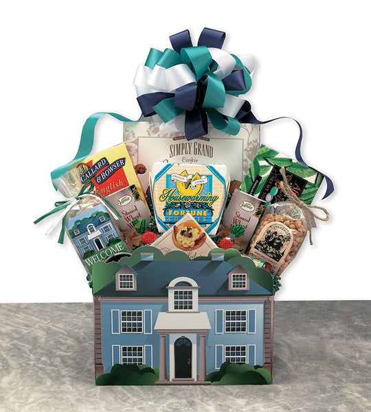 New Home Gift Welcome to Your New Home Gift Box
