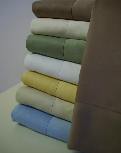 100% Silky Soft Original Bamboo From Rayon Sheet Set OR Pillowcases Set