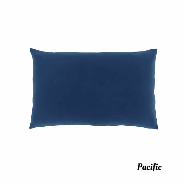 Color Choice - 180TC Polyester Cotton Standard Pillowcase 48 x 74cm