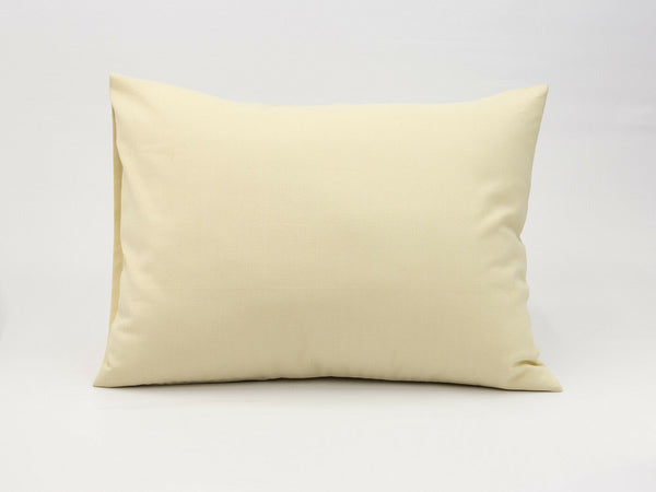 Linen Pillow Sham Soft Certified Organic European Flax