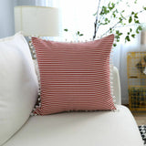 Lovely Cotton Linen Cushion Cover Square Shape Pillow Cover Home Office