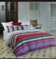 "BNWT KING SIZE SET(DUVET COVER +2 PILLOWCASES) ""MONTERRAY""/LINEN HOUSE"