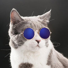 Load image into Gallery viewer, 1PC Dog Cat Eye-wear Dog Sunglasses Photos Pet Accessoires Lovely Pet Cat Glasses Dog Glasses Pet Products For Little