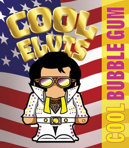 Cool Elvis Bubble Gum flavour - Flavormonks