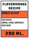 Orange Delight Flavour Pack