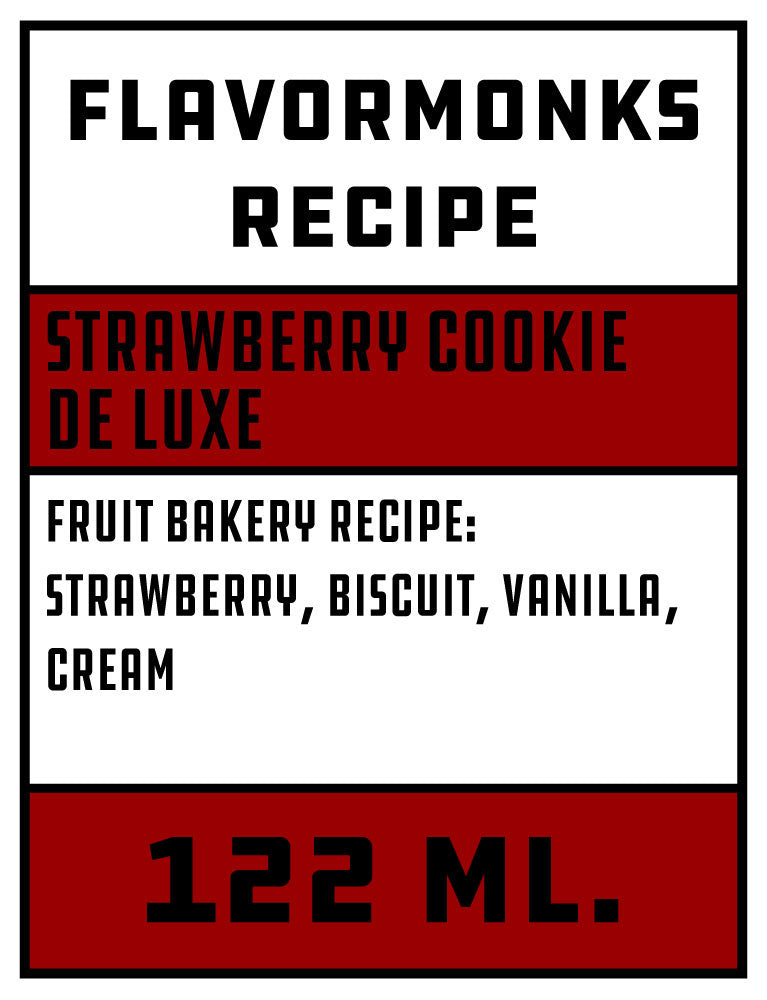 Strawberry Cookie De Luxe Pack