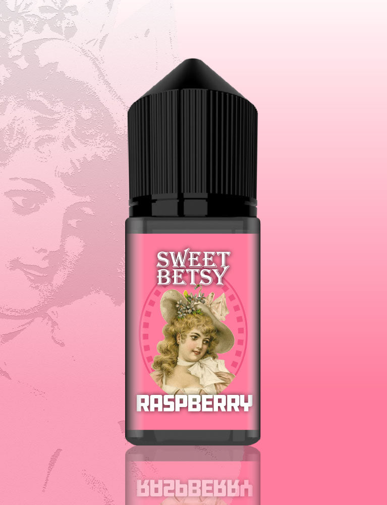 Sweet Betsy Raspberry flavour