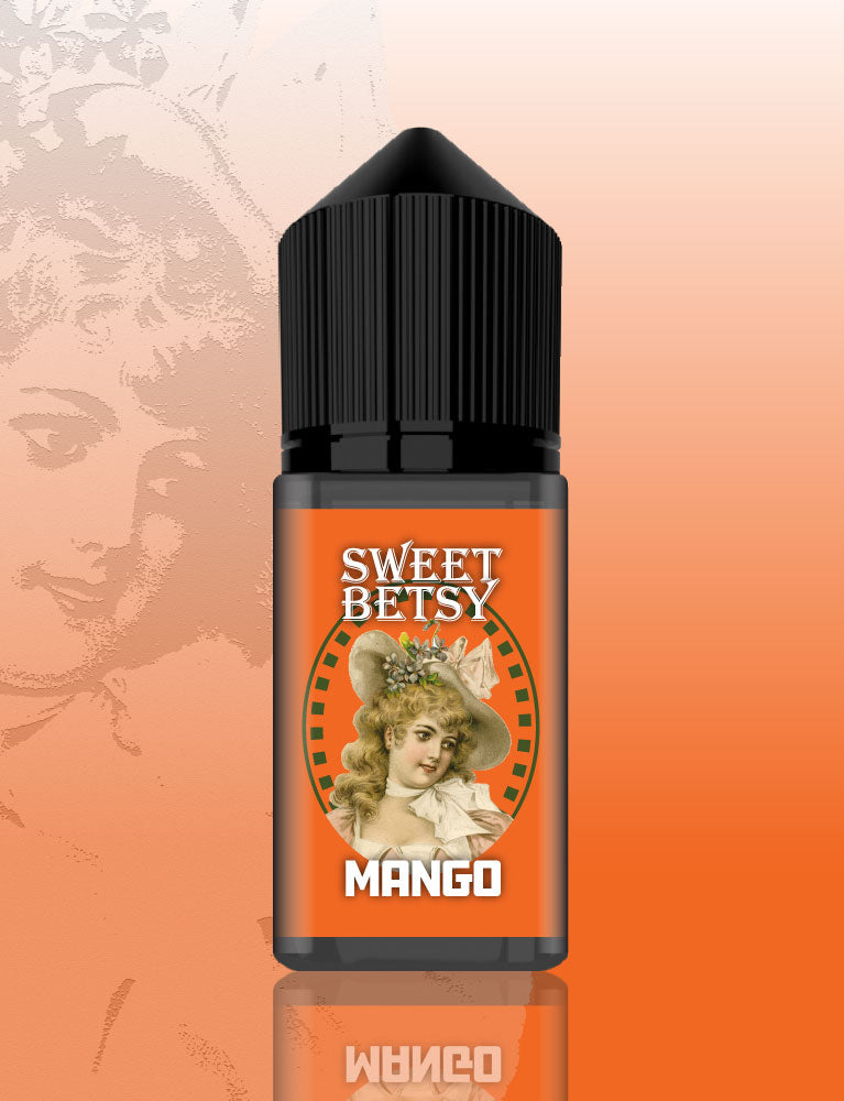 Sweet Betsy Mango flavour