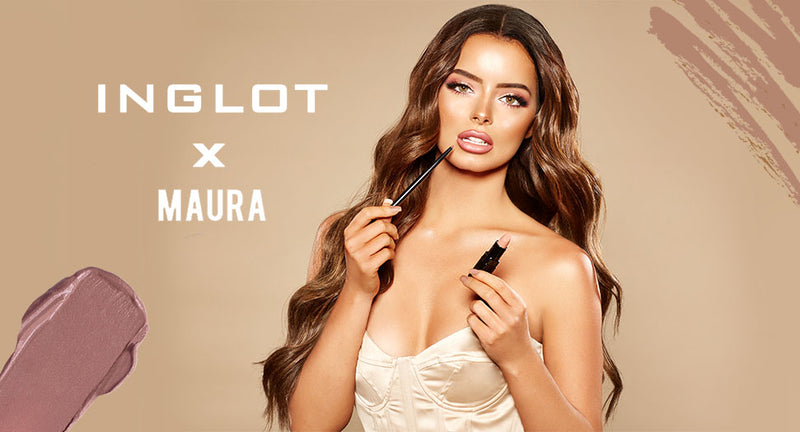 Inglot X Maura | Reveal Three | On SALE NOW