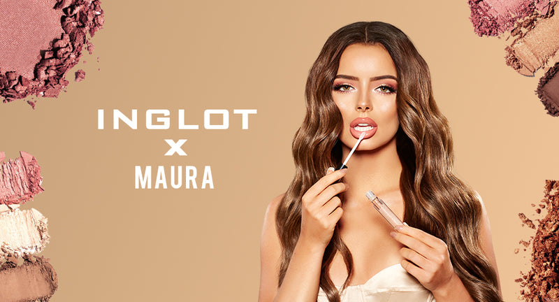 Inglot X Maura | On Sale Now