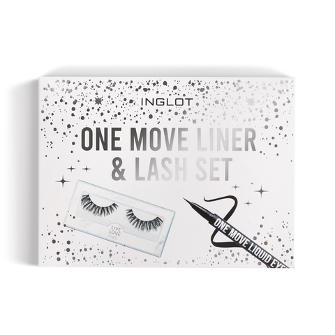 One Move lash and Liner set
