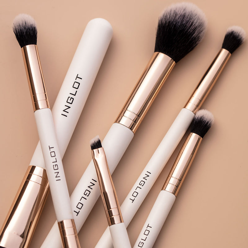 The Eye Define, Contour & Shine Brush Set