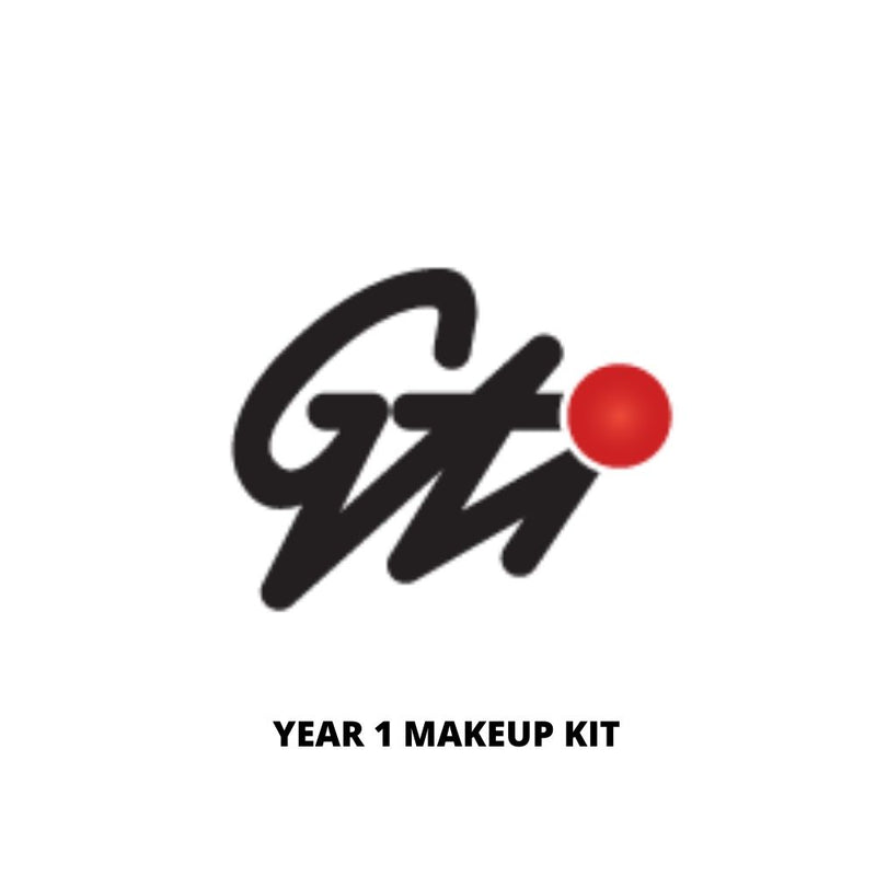 ZNGTI | Year 1 Makeup Kit Galway Technical Institute