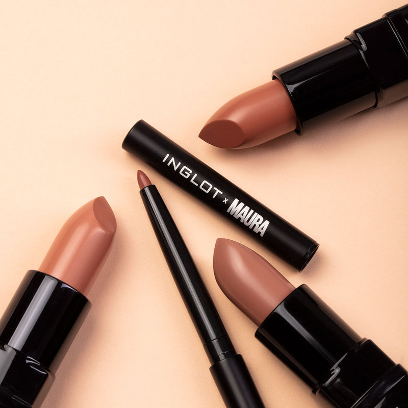 Naughty Nudes Lipstick | Let's Rebel