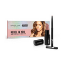 Inglot X Maura | Rebel in You Lipstick & Liner Set
