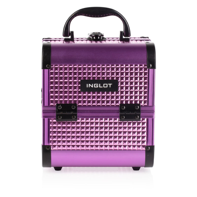 Ice Cube Makeup Case | Pinky Purple