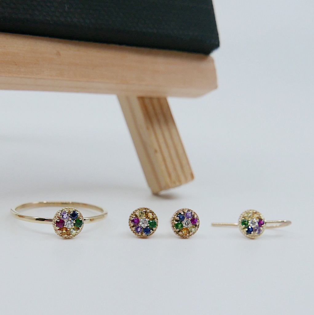 Painter's Palette Ring