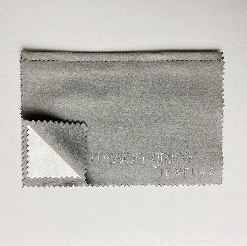 Mason Grace Jewelry Cleaning Cloth