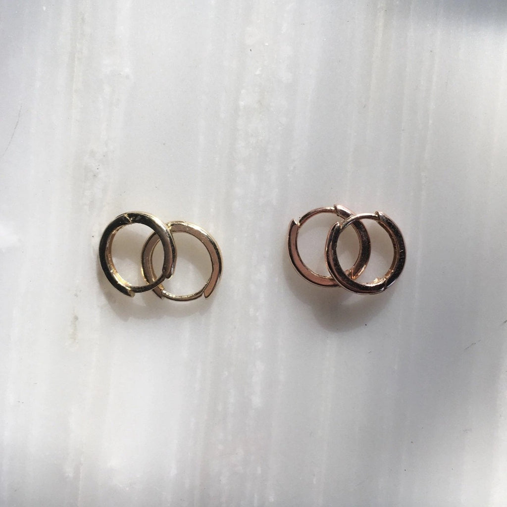 Mini hoop, Mini 14k gold hoop, small gold hoop, gold hoops, mini hoop earrings, mini hoops, small hoop earrings,huggie hoop