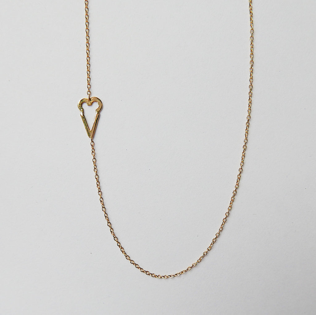 Internet Love Necklace