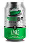 Painted Boat Lager