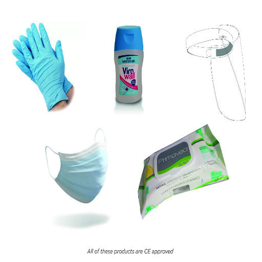 Back To Work PPE Hygiene Kit