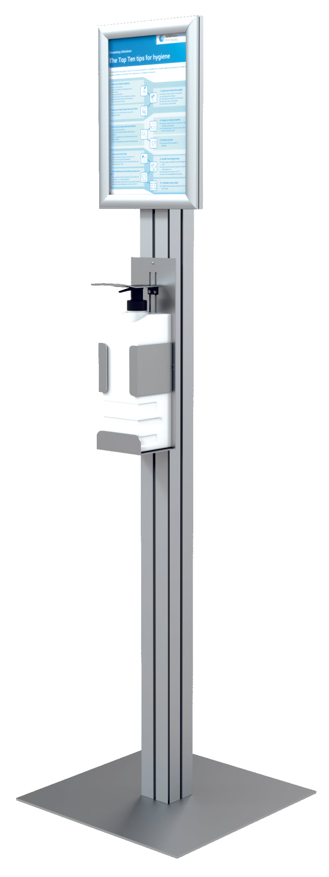 Santiser Dispenser Stand