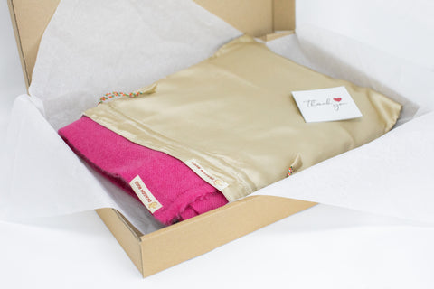 cashmere packing