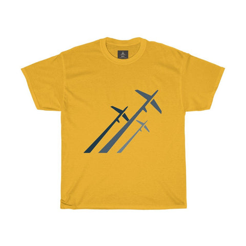 Airplanes | Printed Tshirt round neck - BnG Wear