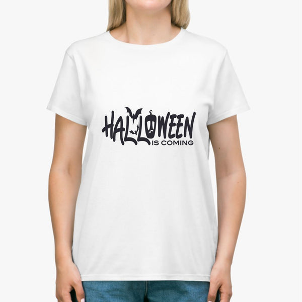Halloween is coming Classic Unisex T-SHIRT
