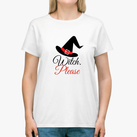 Witch Please Halloween Classic Unisex T-SHIRT