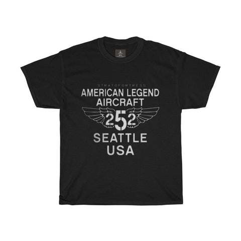 American legend Aircraft | Printed Tshirt round neck - BnG Wear