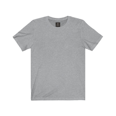 Unisex Jersey Tee Athletic Heather (Short Sleeve)