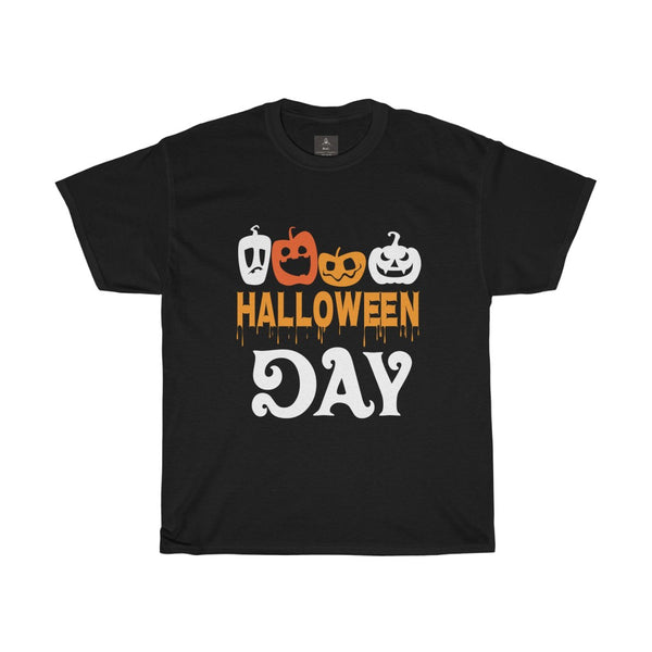 halloween day classic t shirt
