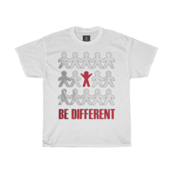 Be different | Printed Tshirt round neck - BnG Wear
