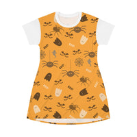halloween t shirt dress